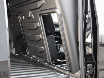 Safeman komfortvägg för Peugeot Partner
